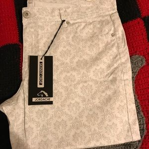 Pants - Skinny Crop Jean Capri Size 18 NWT